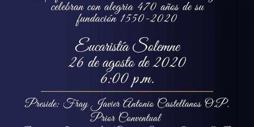 Invitados a la Eucaristía Solemne