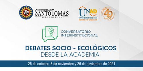 Debates Socio - Ecológicos desde la Academia
